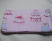 """Cake Business/Gift Card Holder 5"""" W x 3"""" H"""