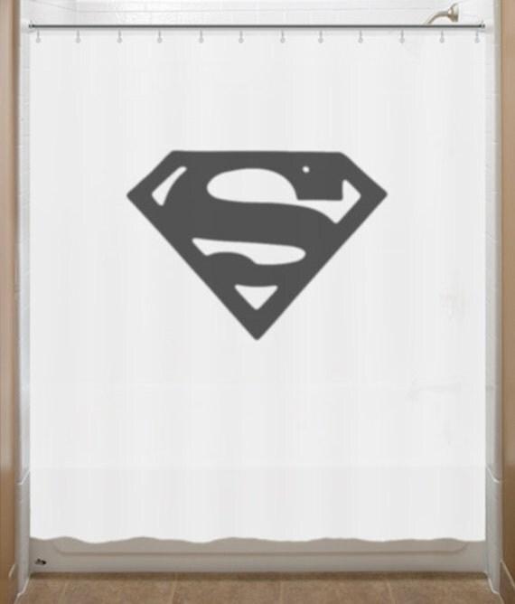 Superman Bathroom Decor