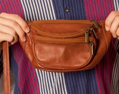 Awesome Leather Fanny Pack