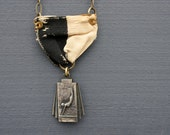 1939 Silver Diving Medal Necklace