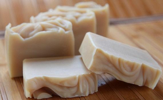 Organic Green Tea Eucalyptus Handmade Soap