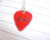 Guitar Pick Necklace