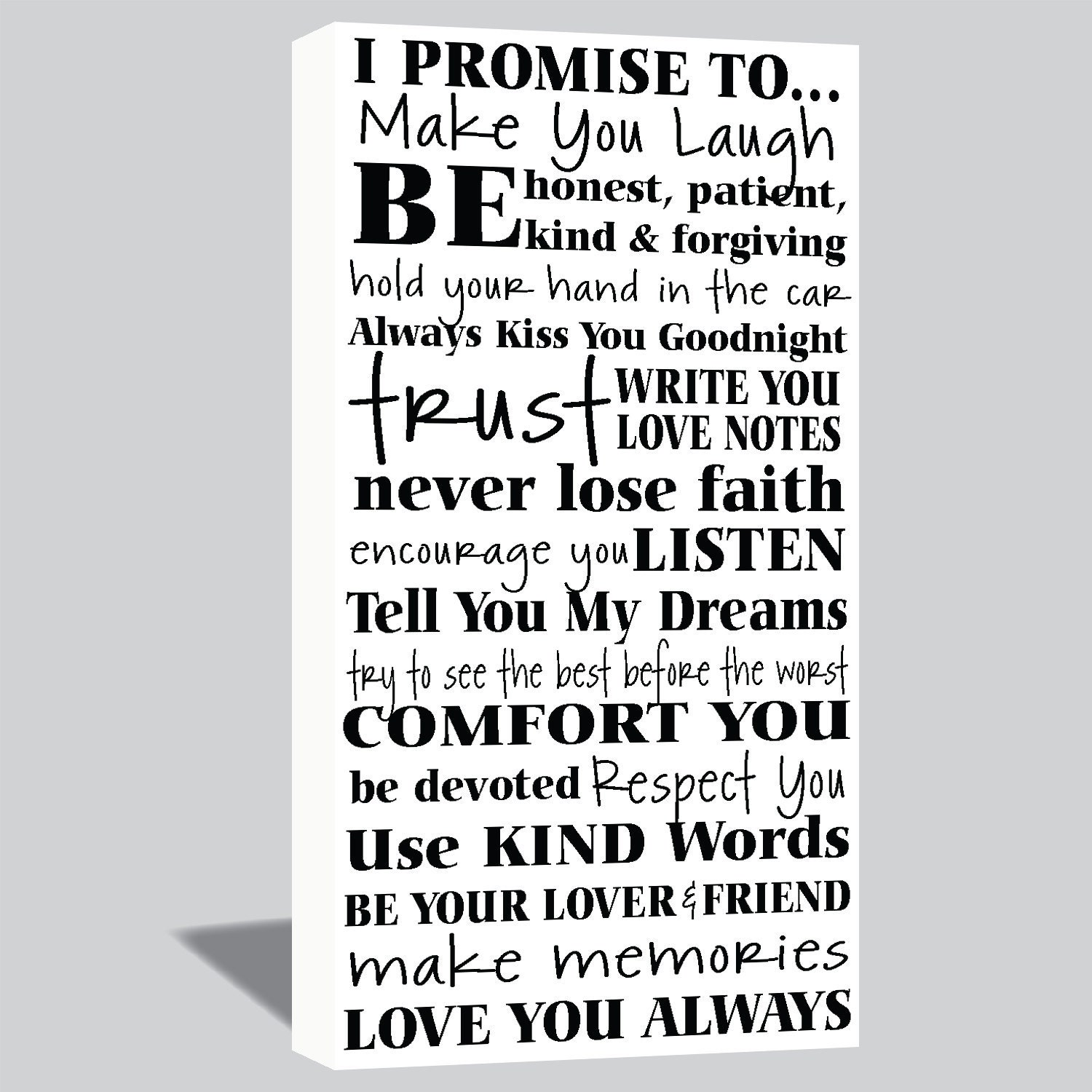 Cute Wedding Vows: Unavailable Listing On Etsy