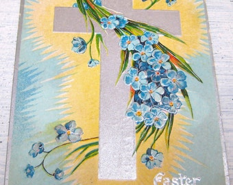 5.00 each 1909 1910 Easter Postcards w/ Collectible Stamps