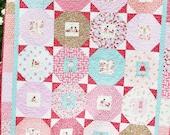 Modern Quilt Pattern // pdf quilt pattern // easy // Play Around