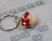 Chicken Keychain Nintendo 64 Harvest Moon