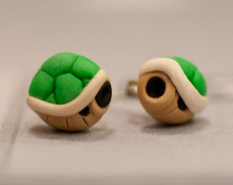 Shell Earrings Mario