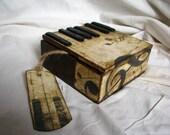 Decorative box Piano shipping worldwide
