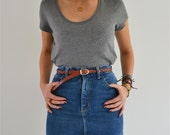 SALE SALE SALE - Guess High Waist Denim Skirt