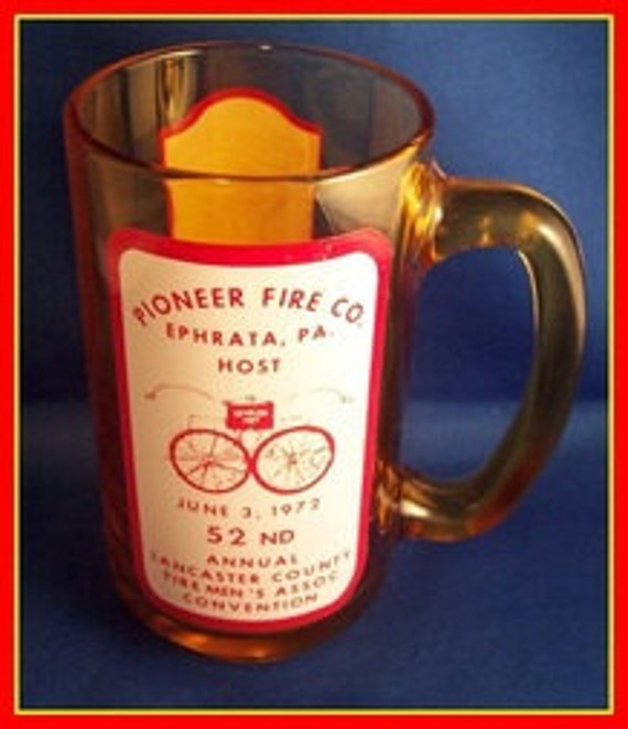 1972 Firemen's convention Pioneer fire Co. Ephrata, PA.