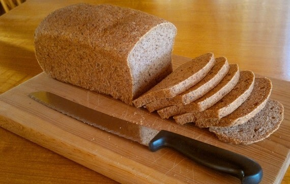 Sorghum Bread (gluten free, dairy free, egg free)