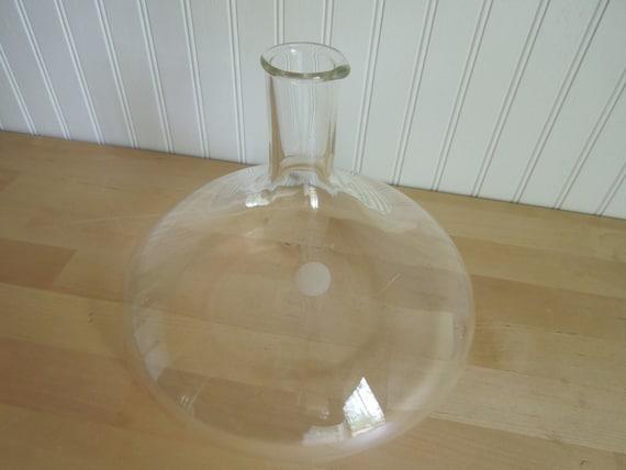 Glass Beaker Decanter Carafe Vase Pyrex