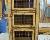 Brown County Vegetable and Utility Cabinet