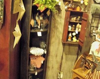 Owensburg Corner Cabinet
