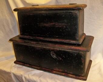 Paducah Box ( Primitive) ( stacked )
