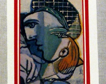 Vintage Pablo Picasso Playing Cards 4