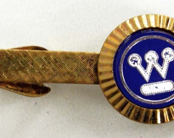 Vintage 1974 Westinghouse Tie Bar