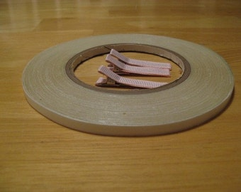 2 Rolls D670 Double Sided Fillet Tape for Lining Hair Clips and Much More --  36 yards each roll
