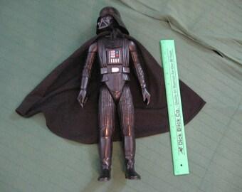"1977 Star Wars Darth Vader 15"" doll - Ships Free in USA"