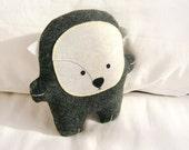 Bambak, stuffed adorable hedgehog