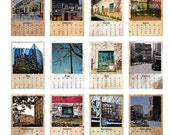 Montreal in Every Season - 2012 Calendar Photography