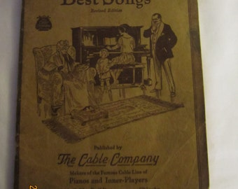 The One Hundred and One Best Songs (1922)