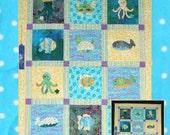 Sea quilt