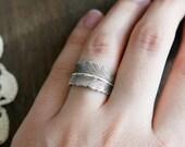 Athena Ring - Silver
