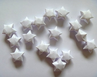 100 Origami Stars - Snow White