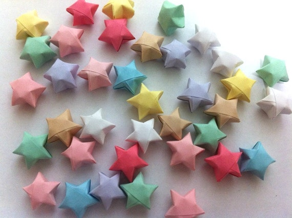 800 Lucky Origami Stars