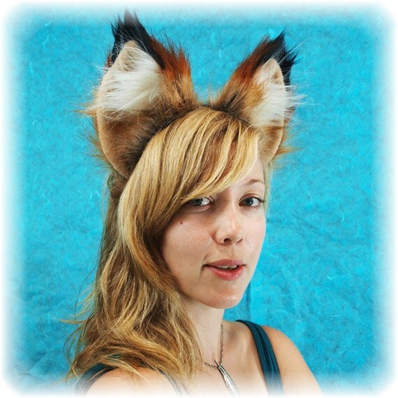 BeastWares Fox Ear Set