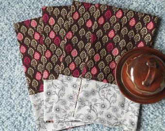2 Southern Charm Dish Towels, Tea Towels, Farmhouse Kitchen Towels