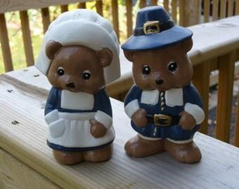 Bear Pilgrim Couple