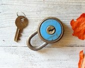 Vintage Rustic Lock