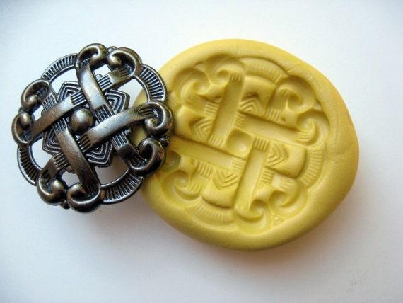 Ornamental knob Food Grade Quality Ornamental Silicone Push Mold