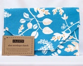Envelope Clutch - Made with Upcycled Materials