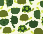 Green Turtles From Robert Kaufman's Urban Zoologie Collection by Ann Kelle