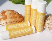 Lip Balm Tube - ALMOND BISCOTTI