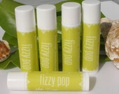 Lip Balm Tube - FIZZY POP - sparkling citrus lemonade