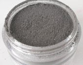 Barely Black Luster - Mineral Eyeshadow cosmetic, makeup