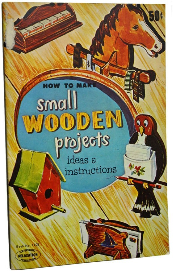How to Make Small Wooden Projects - Ideas & Instructions