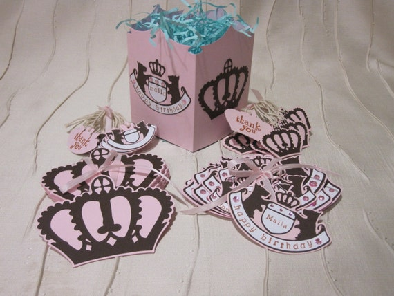 Juicy Couture Inspired Party Pack
