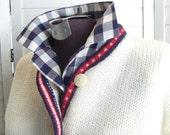 60's Vintage Cardigan - Garland Rugglespun - Medium