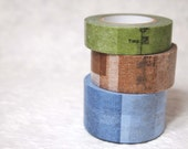 masking tape 3 rolls set  mix(iy009)