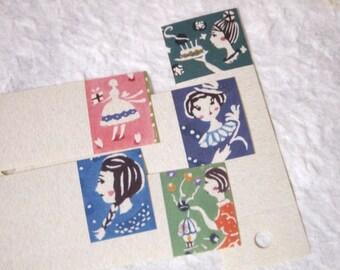 little label by SEKI MIHOKO (no.01) girls