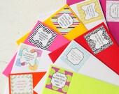 Custom Return Address Stickers Label Personalized Return Address Labels Colorful Stickers Personalized Gift - Set of 24