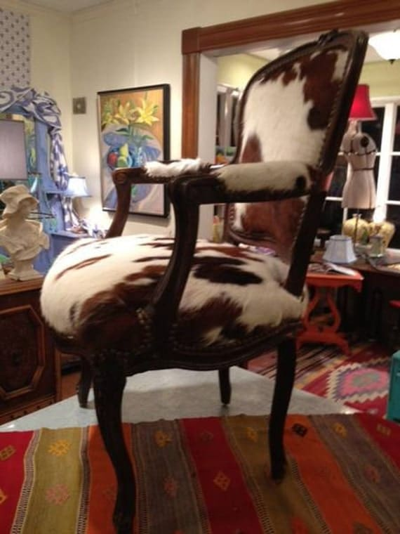 "Charming ""cowgirl"" chair for Carolyn Summers"
