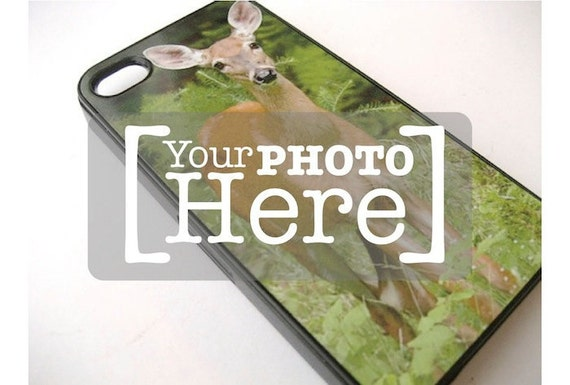 iphone case - Personalized Photo iPhone 4 and 4s Case - Your Favorite Photo -  iphone Case