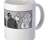Arrested Development: Buster's Catalina Mug