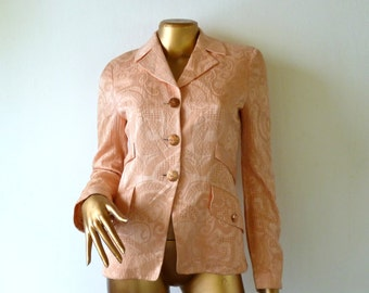 75% OFF Christian Lacroix jacket in cotton brocade.